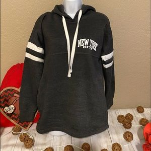 Exist New York city pullover